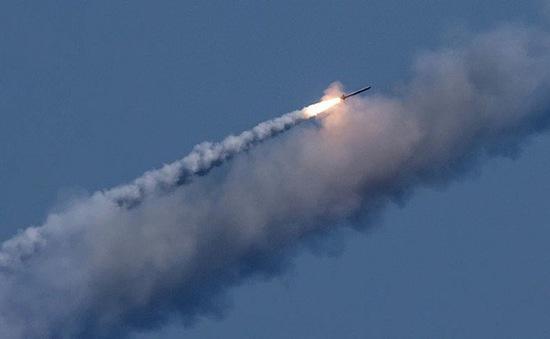Tàu ngầm Nga phóng tên lửa diệt IS tại Syria