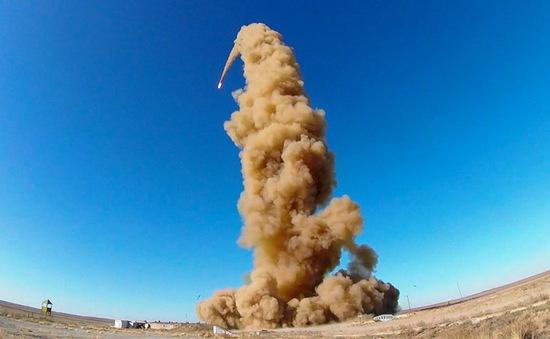Nga thử thành công tên lửa đánh chặn