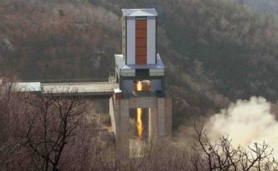 Triều Tiên đạt tiến bộ trong phát triển động cơ tên lửa