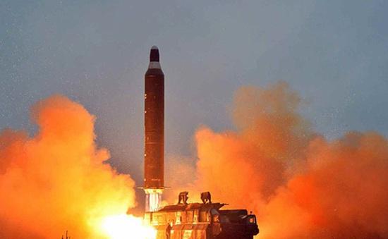 Triều Tiên xác nhận thử tên lửa đạn đạo có tầm bắn tới Mỹ