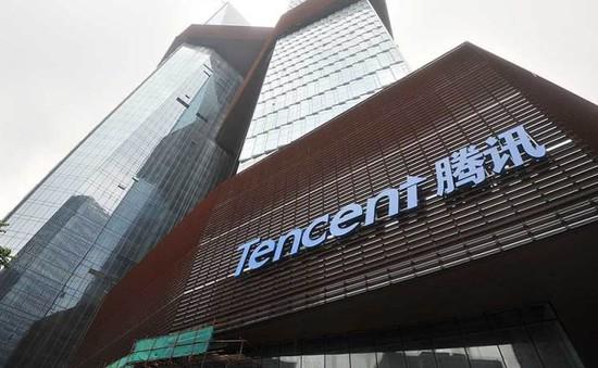 Tập đoàn Tencent tấn công thị trường công nghệ quốc tế