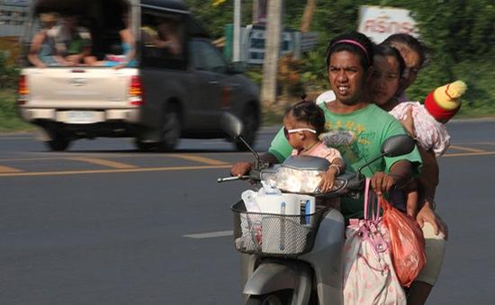 Thái Lan khởi động chiến dịch an toàn đường bộ