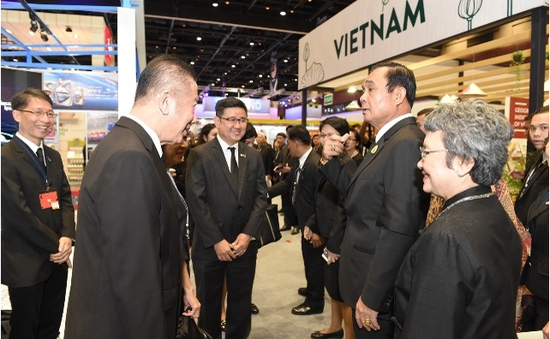 Doanh nghiệp Việt Nam quảng bá sản phẩm tại Triển lãm ASEAN - Ấn Độ
