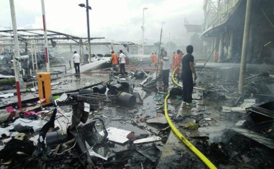 Thái Lan truy tìm 4 nghi can đánh bom