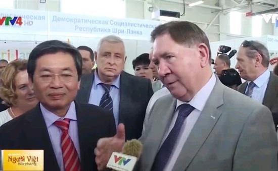 Thúc đẩy quan hệ giữa Ninh Thuận và tỉnh Kursk