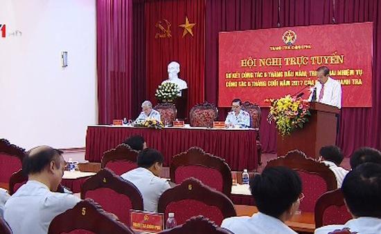 Nhiều Bộ, ngành tổ chức hội nghị sơ kết ngành trong 6 tháng đầu năm