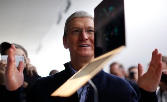 """Sau iPhone và iPad, Apple tiếp tục """"sống khỏe, sống tốt"""" tại thị trường laptop"""