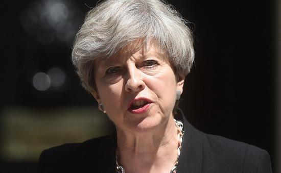"""Thủ tướng May mong muốn """"làm mới giấc mơ nước Anh"""""""