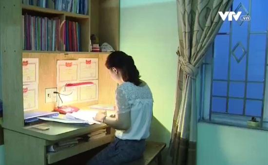 Thí sinh trước áp lực kỳ thi THPT Quốc gia 2017