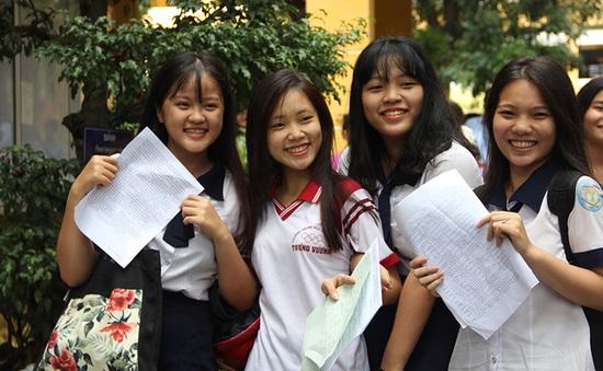 Nhiều địa phương có tỷ lệ đỗ tốt nghiệp THPT gần 100%