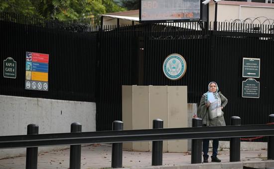 Mỹ nối lại dịch vụ thị thực ở Thổ Nhĩ Kỳ