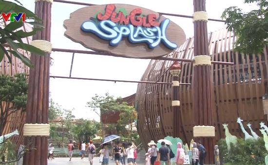 Thiên đường Bảo Sơn đưa vào khai thác khu vui chơi Safari ở Hà Nội