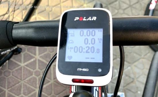 Ứng dụng công nghệ trong đua xe đạp: Những con số biết nói