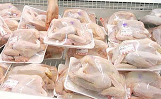 Xuất khẩu lô thịt gà đầu tiên sang Nhật Bản