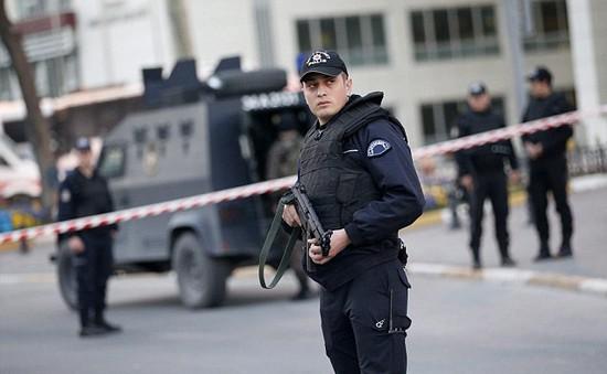 Thổ Nhĩ Kỳ tiêu diệt 2 nghi can IS âm mưu tấn công Ankara