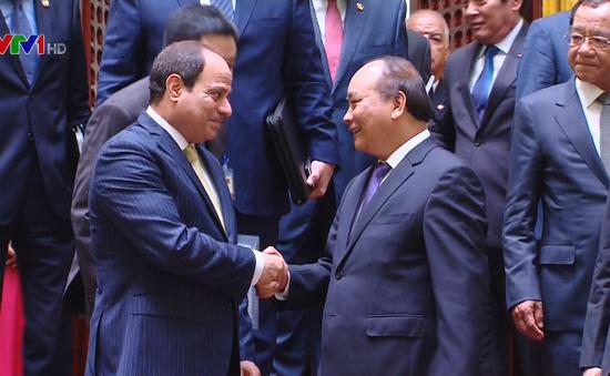 Việt Nam mong muốn tăng cường hợp tác với Ai Cập