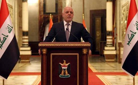 Thủ tướng Iraq quyết giành lại vùng biên giới từ tay người Kurd