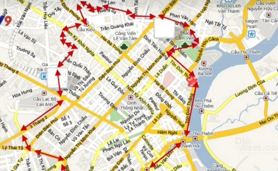 TP.HCM đề xuất thu phí phương tiện cá nhân vào trung tâm thành phố