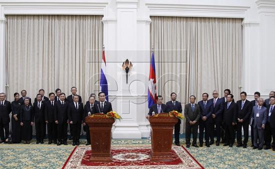 Thúc đẩy hợp tác Campuchia - Thái Lan