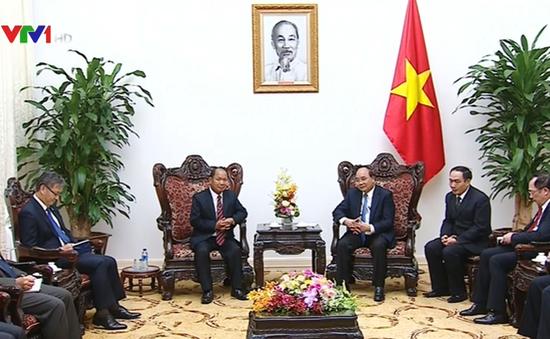 Việt - Lào cần phối hợp bảo vệ vững chắc an ninh quốc gia