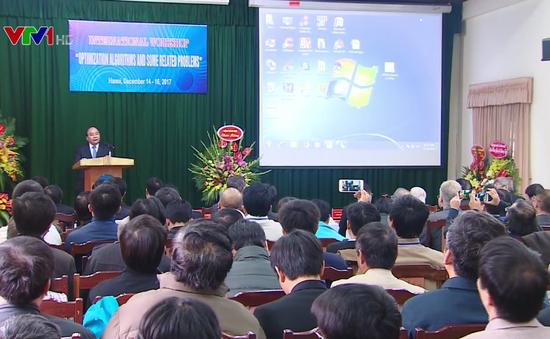 """""""Thế hệ trẻ Việt Nam hãy tự tin, dấn thân vào khoa học"""""""