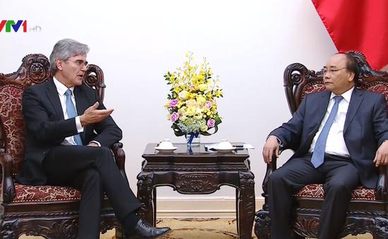 Thủ tướng đề nghị Siemens hỗ trợ Việt Nam đào tạo nguồn nhân lực