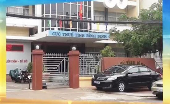 Bắt tạm giam Trưởng phòng thanh tra thuế Bình Định