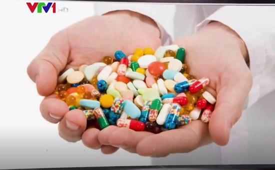 90% người dân sử dụng kháng sinh không được kê đơn