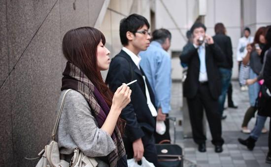 Công ty Nhật Bản thưởng thêm 6 ngày nghỉ cho nhân viên không hút thuốc