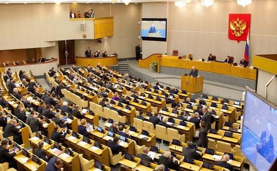 Thượng viện Nga thông qua luật đối với truyền thông nước ngoài