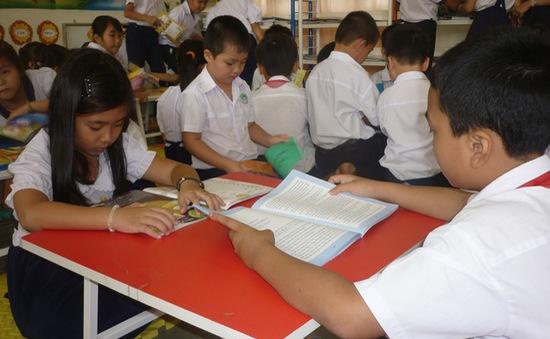 Năm 2016, Việt Nam có 3,6 bản sách/người