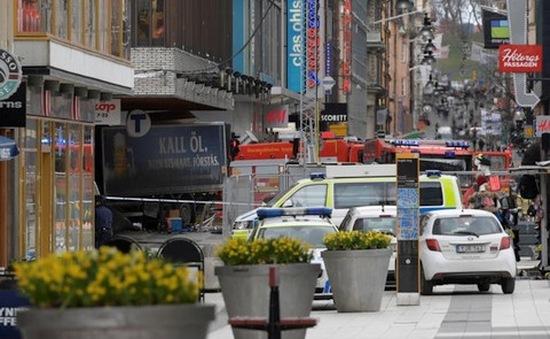 Tấn công khủng bố tại Thụy Điển: Áp lực an ninh đè nặng châu Âu