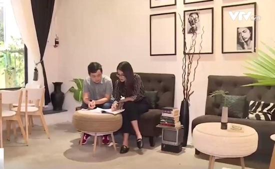 Á hậu Thùy Dung chuẩn bị cho cuộc thi Hoa hậu Quốc tế