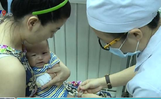 Nhiều trẻ nhỏ ở TP.HCM chưa được tiêm chủng đầy đủ