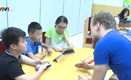 Học tiếng Anh không chỉ như một ngoại ngữ