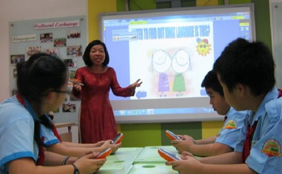 Dạy tiếng Anh cho học sinh có hoàn cảnh khó khăn tại Cần Thơ