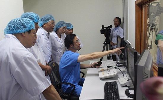 Bệnh viện Tim Hà Nội chuyển giao nhiều kỹ thuật cao lĩnh vực tim mạch