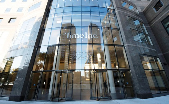 Meredith Corp mua lại Time Inc
