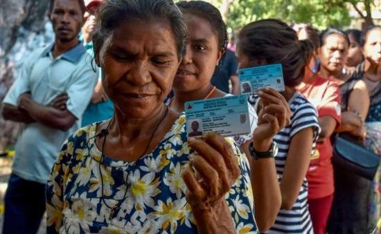 Kết quả sơ bộ bầu cử Quốc hội Timor Leste