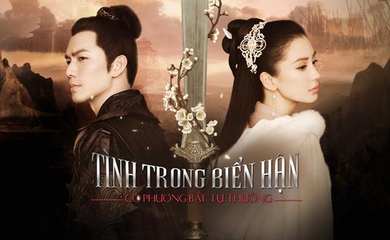 """Phim Trung Quốc """"Tình trong biển hận"""": Thắt lòng với chuyện tình của Chung Hán Lương - Angelababy"""