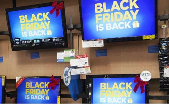Cảnh báo tình trạng bán tivi chất lượng kém trong ngày Black Friday tại Mỹ