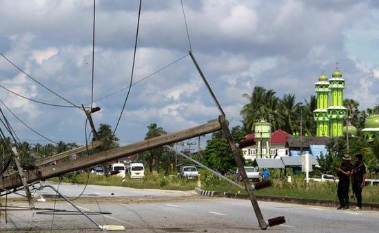 Tấn công liên hoàn tại miền Nam Thái Lan, ít nhất 2 người thiệt mạng
