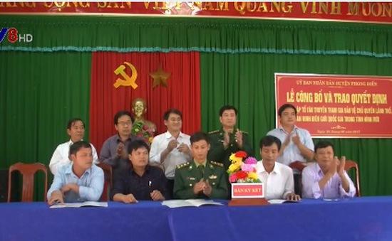Thừa Thiên Huế lập tổ tàu thuyền bảo vệ chủ quyền