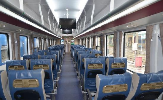 Giảm 10% giá vé trong ngày khai trương 6 đoàn tàu mới trên tuyến Thống Nhất