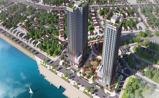 Đà Nẵng: Khởi công xây dựng tòa tháp đôi 1.800 tỷ đồng