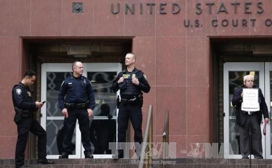 Mỹ kết án tù một đối tượng vi phạm lệnh trừng phạt Iran