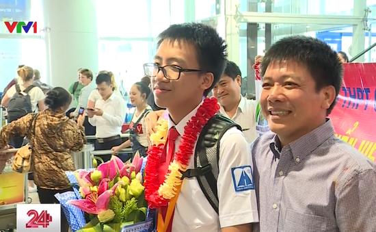 Việt Nam giành thành tích cao tại kỳ thi Toán học trẻ quốc tế