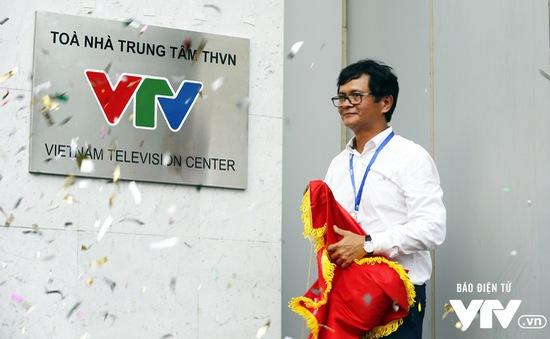 Tòa nhà Trung tâm THVN chính thức đi vào hoạt động nhân kỷ niệm 47 năm ngày phát sóng chương trình truyền hình đầu tiên