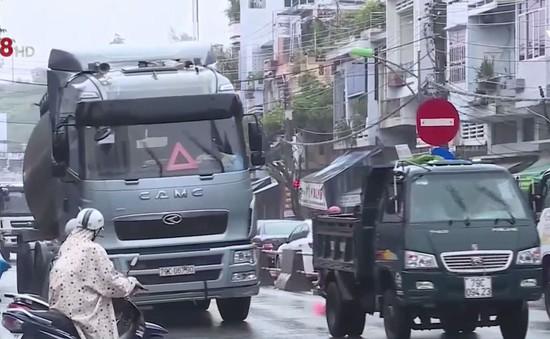 Khánh Hòa chính thức hạn chế tốc độ xe tải vào nội thành