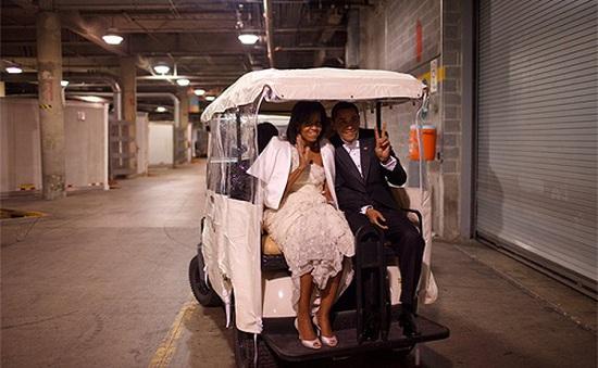 Obama nói lời yêu với vợ trên Twitter nhân dịp sinh nhật